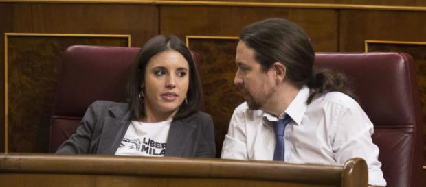 Irene Montero y Pablo Iglesias sorprenden a España y dan el 'notición' del año