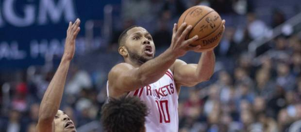Eric Gordon was named Sixth Man of the Year last season. - [Image Source: Flickr   Keith Allison]