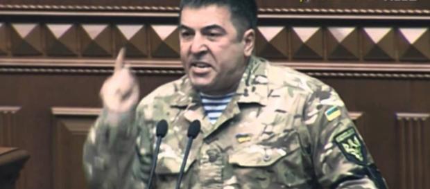 Jurij Tymoszenko żąda wieszania flag UPA we wszystkich ukraińskich miastach.