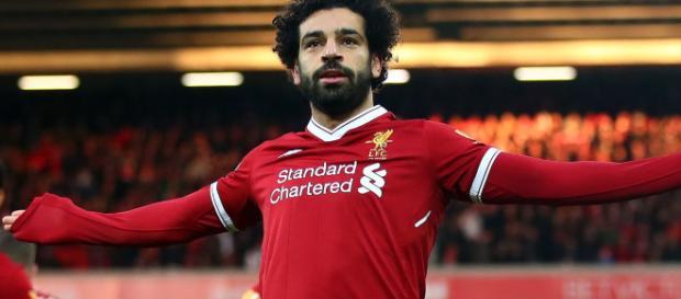 Mohamed Salah bate mais um record