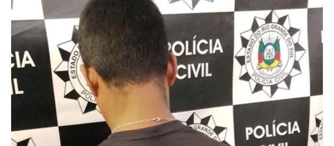 Homem é preso por violentar duas crianças de 5 e 11 anos em Canoas