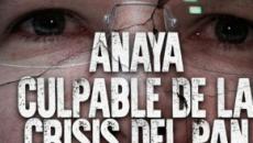 La inocultable crisis de Anaya.