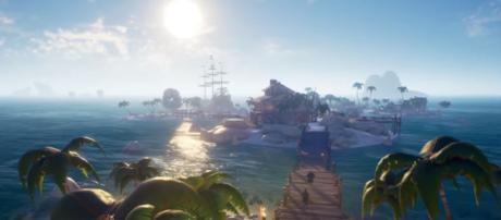 Sea of Thieves: Release Date Announce Trailer - Image credit - Xbox   YouTube