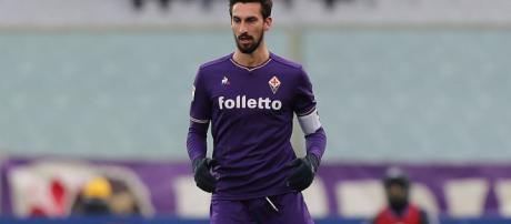 Serie A, scomparso improvvisamento il capitano della Fiorentina Davide Astori