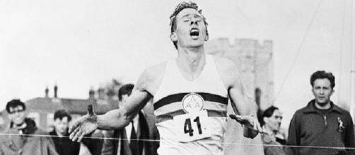 Bannister cracked the four-minute barrier (Source: flickr, Tullio Saba)