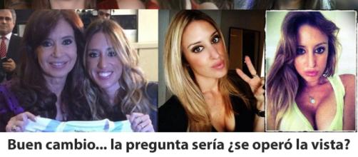 Bárbara Blanco la mujer por la que se separó Flor Kirchner de su ... - ln.is