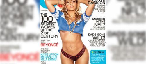 Beyonce Debuts Incredible Post-Baby Body on 'GQ' | Entertainment ... - etonline.com