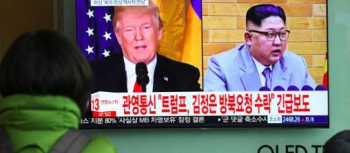 Corée du Nord : Donald Trump accepte une rencontre historique avec ... - liberation.fr
