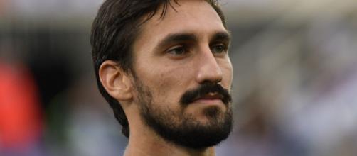 Davide Astori, capitano della Fiorentina.