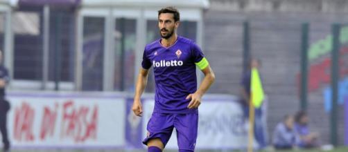 Davide Astori, difensore della Fiorentina deceduto all'età di 31 anni