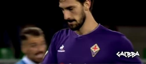 Davide Astori has died. - [MatchdayHighlights / YouTube screencap]