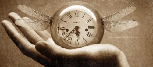El tiempo está en tus manos y vuela tic tac