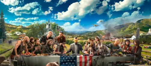 el video juego Far Cry 5 es cada día mejor