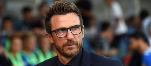 Eusebio Di Francesco, allenatore della Roma.