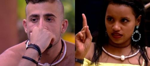 Gleici manda indireta para Kaysar e brother fica quieto no BBB 18