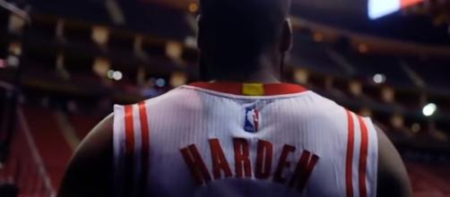 James Harden 2018 MVP (Image Credit: BBallBeast/YouTube screen-cap)