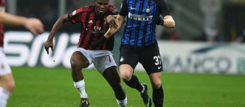 Le PAGELLE di Milan-Inter 1-0: male João Mário e insufficiente ... - passioneinter.com