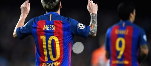 Le prossime cinque sfide di Messi - UEFA Champions League ... - uefa.com