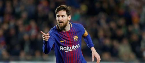 Leo Messi quiere reforzar la defensiva de su equipo