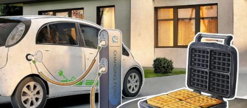 ¿Qué pasa con la carga de los autos eléctricos?.
