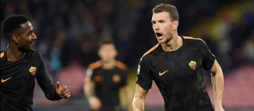 Serie A, Napoli-Roma 2-4: doppietta di Dzeko e assist alla ... - tuttosport.com