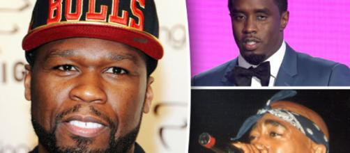 WATCH: 50 Cent speaks out on claims P Diddy behind 2Pac murder ... - dailystar.co.uk
