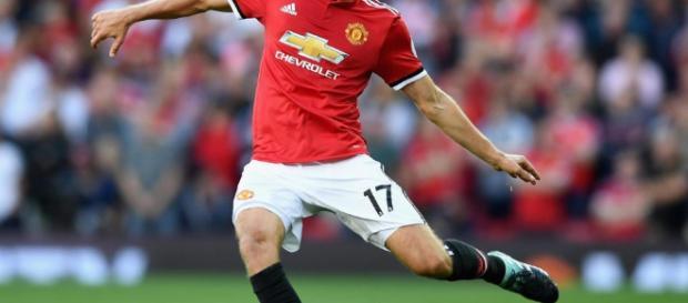 Daley Blind está listo para dejar Man United