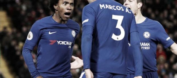 El crack del chelsea podría estar en Milán la próxima temporada