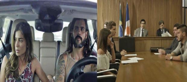 Fortes emoções no capítulo desta segunda-feira, dia 5 em ''O Outro Lado do Paraíso'' (Divulgação/TV Globo)