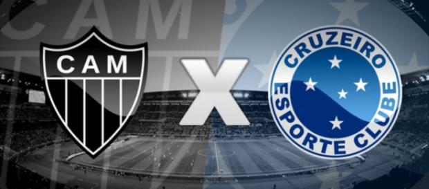 Fred agora defende o Cruzeiro, maior rival do Atlético-MG