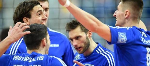 Friedrichshafen ist Volleyball-Pokalsieger