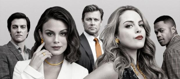 The cast of CW's 'Dynasty.' [Image Credit: Dynasty/Twitter]