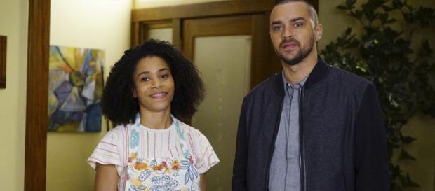 Jackson e Meggie Fonte: TvLine