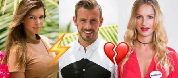 Julien Bert balance sur ses deux anciennes relations : Marva (LVDCB3) et Laureen (Game of Clones)