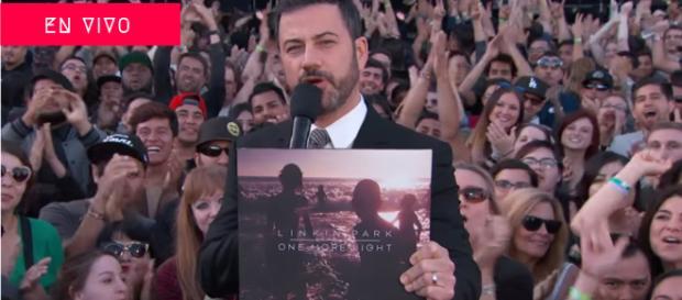 Linkin Park presenta álbum 'One More Light' y rinde homenaje a ... - kimatika.com