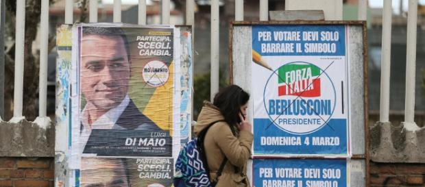 Pour avoir une chance de gouverner l'Italie, tous les coups sont permis pour les différents partis.
