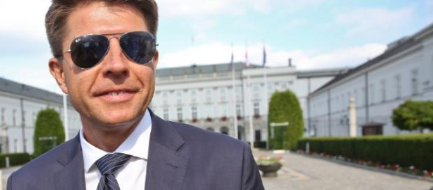 Ryszard Petru totalnie odleciał (foto: newsweek.pl)