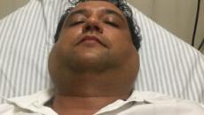 Doença alarmante: Geraldo Luís é internado, surge irreconhecível e preocupa