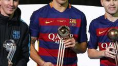 Messi, Luis Suárez e Iniesta: Barcelona, debe priorizar la contratación de Alaba