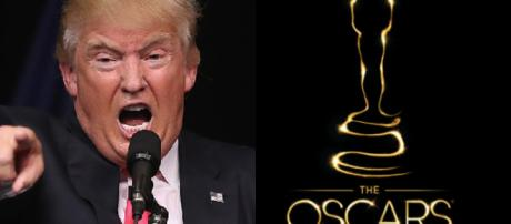 Donald Trump, Oscars, via Twitter