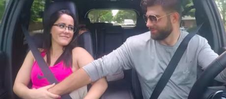 Jenelle Evans and David Eason / MTV YouTube Channel