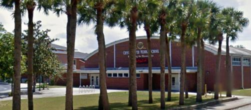 25-year-old teacher was fired for allegedly having a white nationalist podcast. Photo: Google Maps