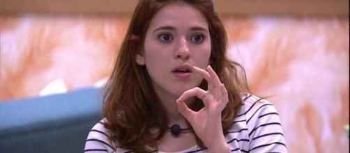 Ana Clara votou em Diego para o paredão