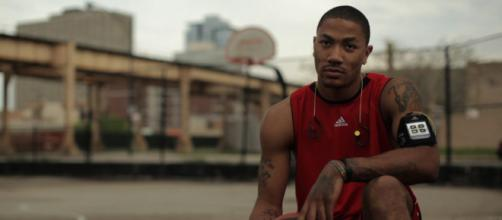 Derrick Rose -- adifansnet/Flickr