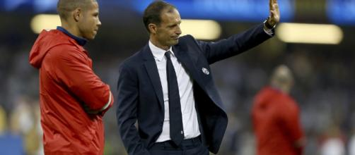 El mánager de la Juventus, Massimiliano Allegri, sigue confiando en derrotar al Tottenham en Wembley
