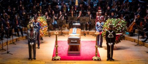 El Sistema de Orquestas le da el último adiós al Maestro Abreu