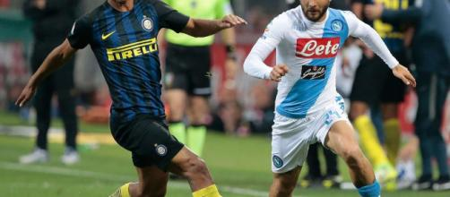 Inter-Napoli 0-1 GOL e HIGHLIGHTS   ilbianconero.com - ilbianconero.com