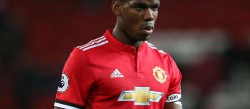 La estrella de Man Utd Paul Pogba ha sido eliminada recientemente por Jose Mourinho