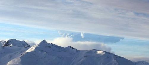 """Partícula radioactiva mística sobre Alaska: """"Sin fuente natural""""."""