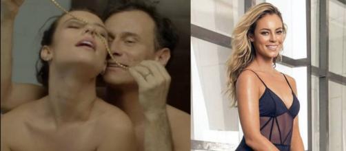 Saiba quem foi a primeira pessoa a mostrar as fotos nuas para Paolla Oliveira